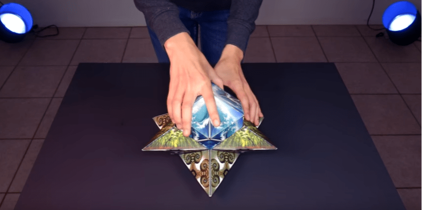 Transforming Cubes