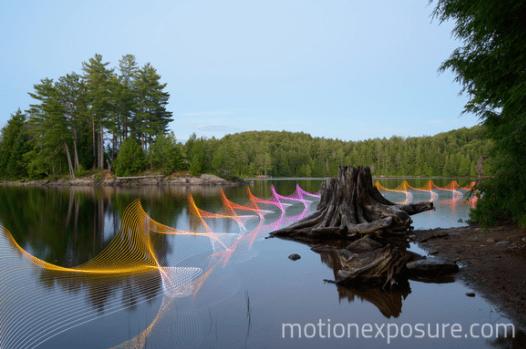 Canoeing LED