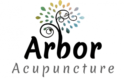 Logo for acupuncture company