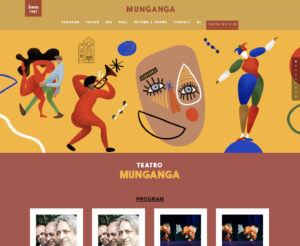 Munganga-website