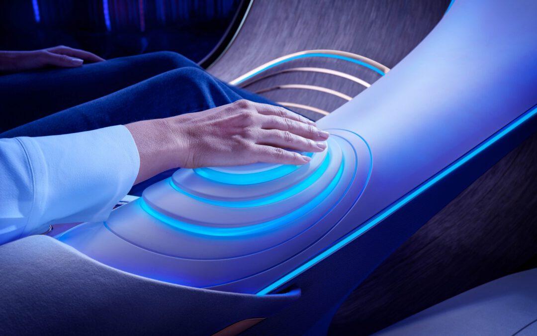 Avatar-inspired Concept Car Mercedes-Benz Vision AVTR