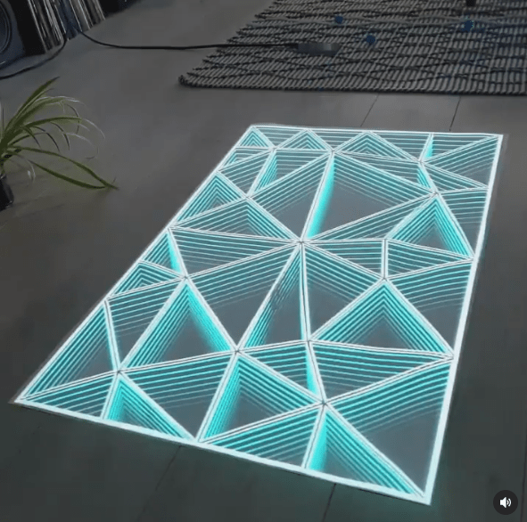 realtime perspective bounce detection.